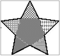 Blackwork Star