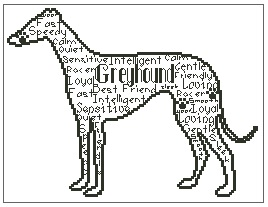 Greyhound In Words