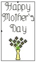 Happy Mother's Day - Flowers