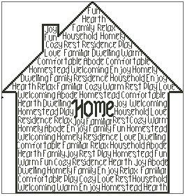 Home In Words