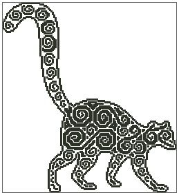 Tribal Lemur