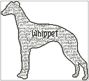 Whippet In Words