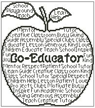Co-Educator In Words