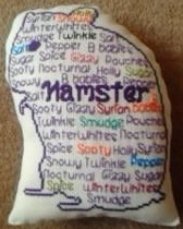 Hamster In Words