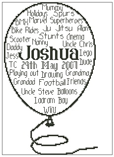 Joshua's Balloon