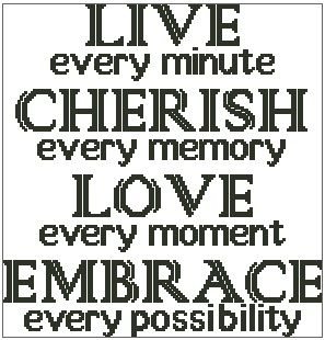 Live Every Minute