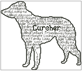 Lurcher In Words