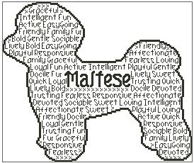 Maltese In Words