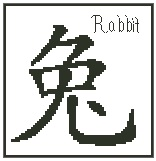 Rabbit - Chinese Zodiac Symbol