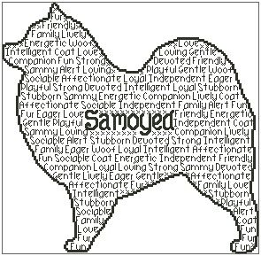 Samoyed In Words