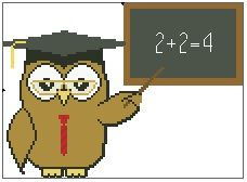 Teacher Ollie Owl