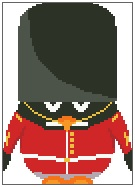 Trooping the Colour Presley Penguin