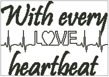 With Every Heartbeat - Love
